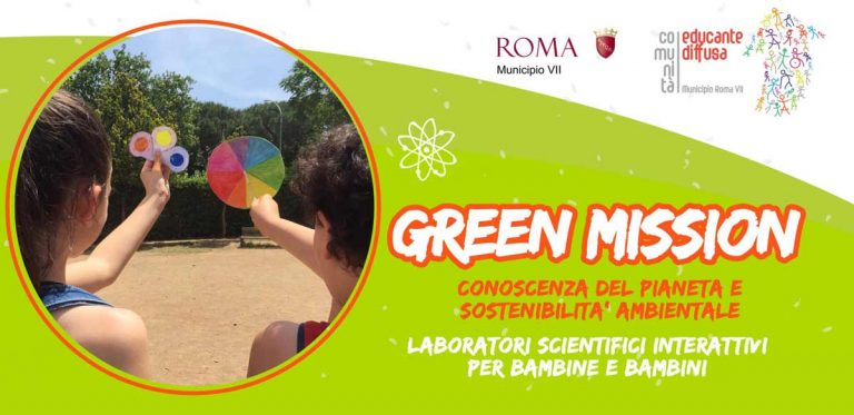Read more about the article GREEN MISSION